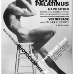 John Palatinus à la galerie au Bonheur du jour