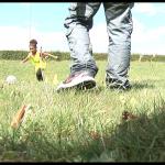 « Mêmes rêves de foot » : bientôt sur les grilles, déjà dans les têtes