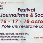 Festival Journalisme & Société 16-17-18 octobre 2014