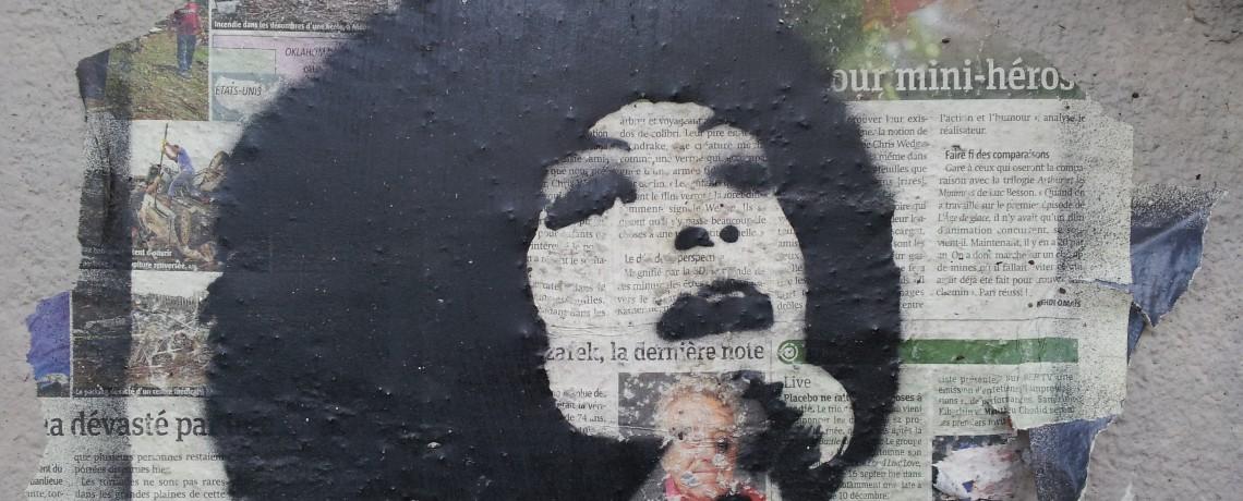 Angela Davis canal Saint-Martin – Paris 10e