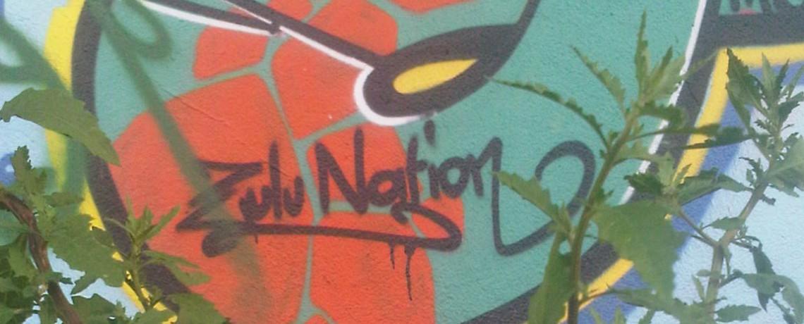 Zulu Nation canal de l'Ourcq – Pantin 93