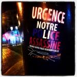 Urgence Notre Police Assassine 29 04 2015