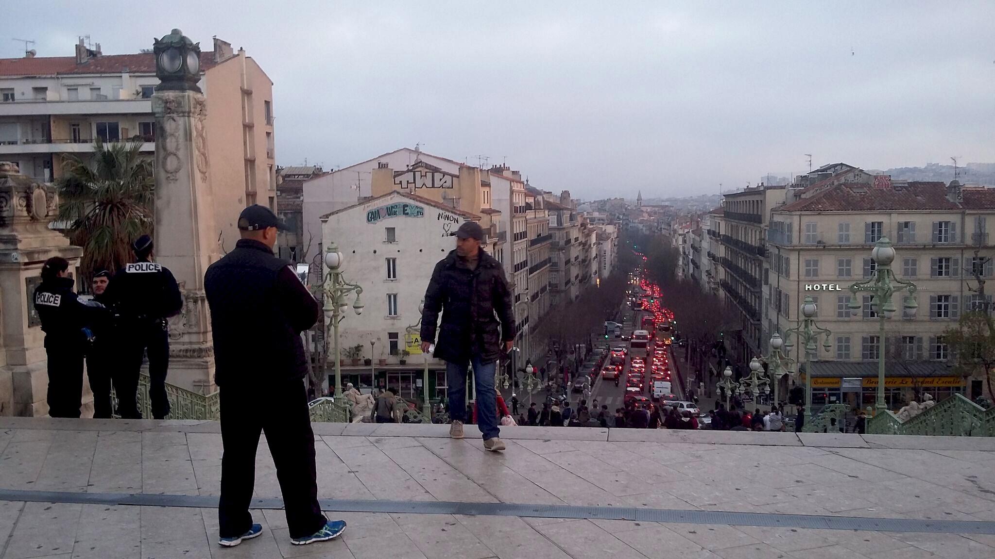 Rassemblement Marche Marseille 17/03/2017