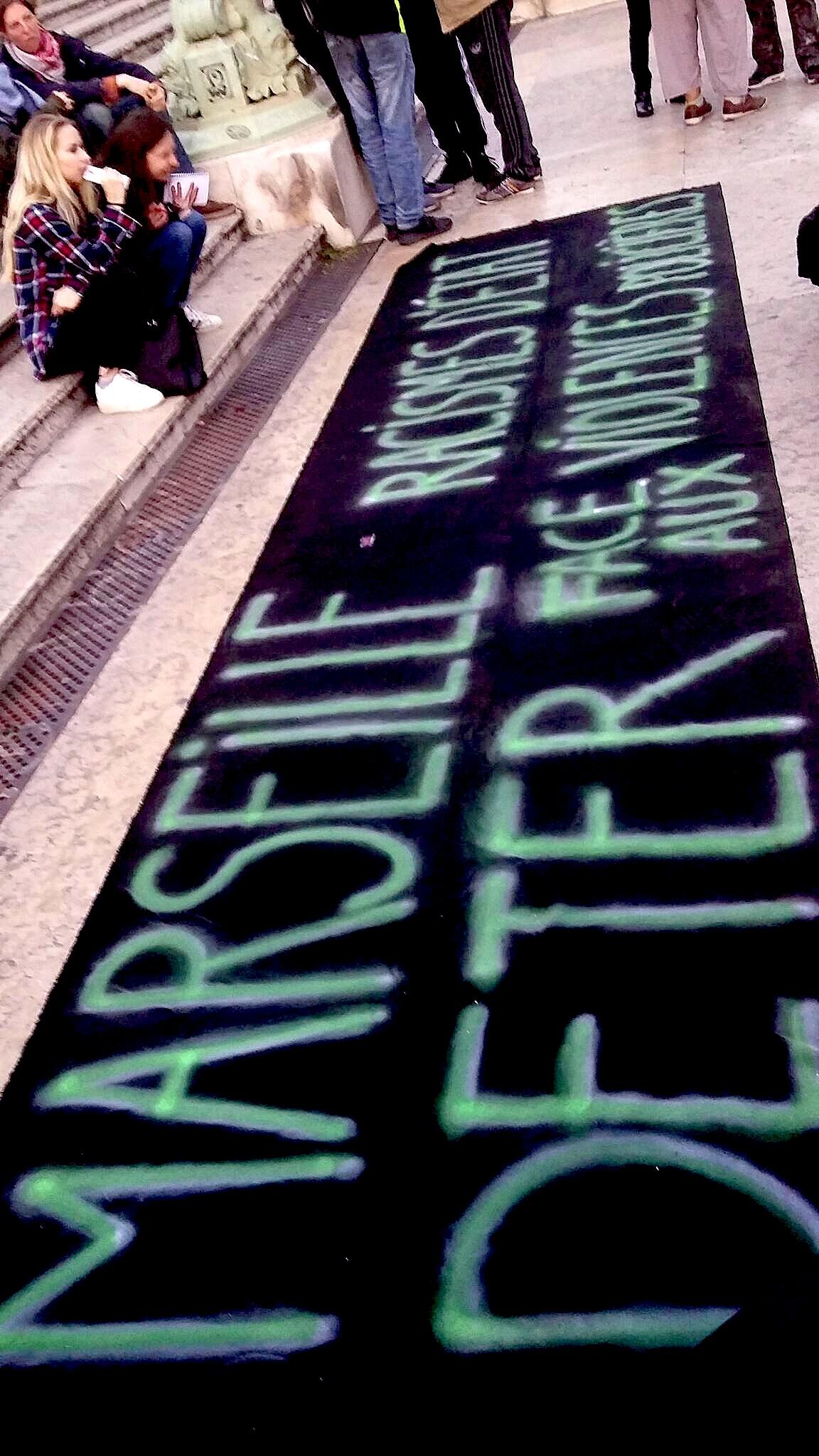 Marseille DETER face aux racismes d'Etat et violences policières Marche Marseille 17/03/2017