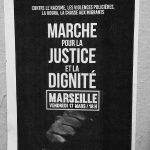 Affiche Marche Justice Dignité 17/03/2017